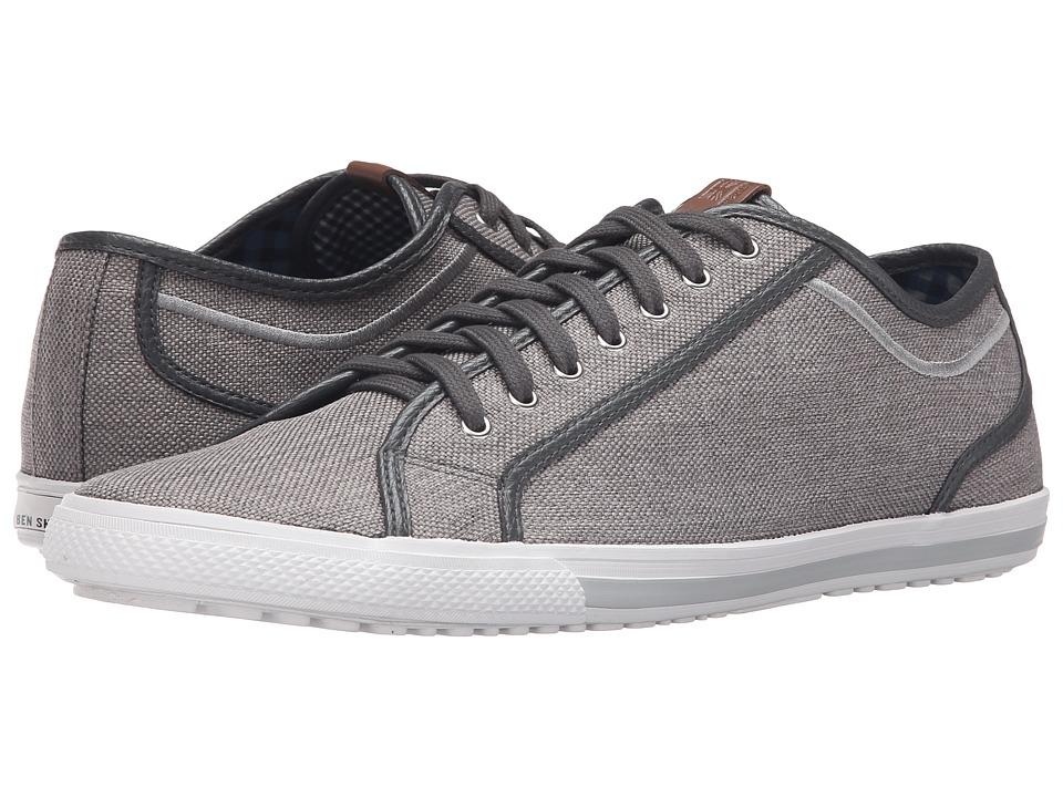 Ben Sherman - Chandler Lo (Grey) Men's Lace up casual Shoes
