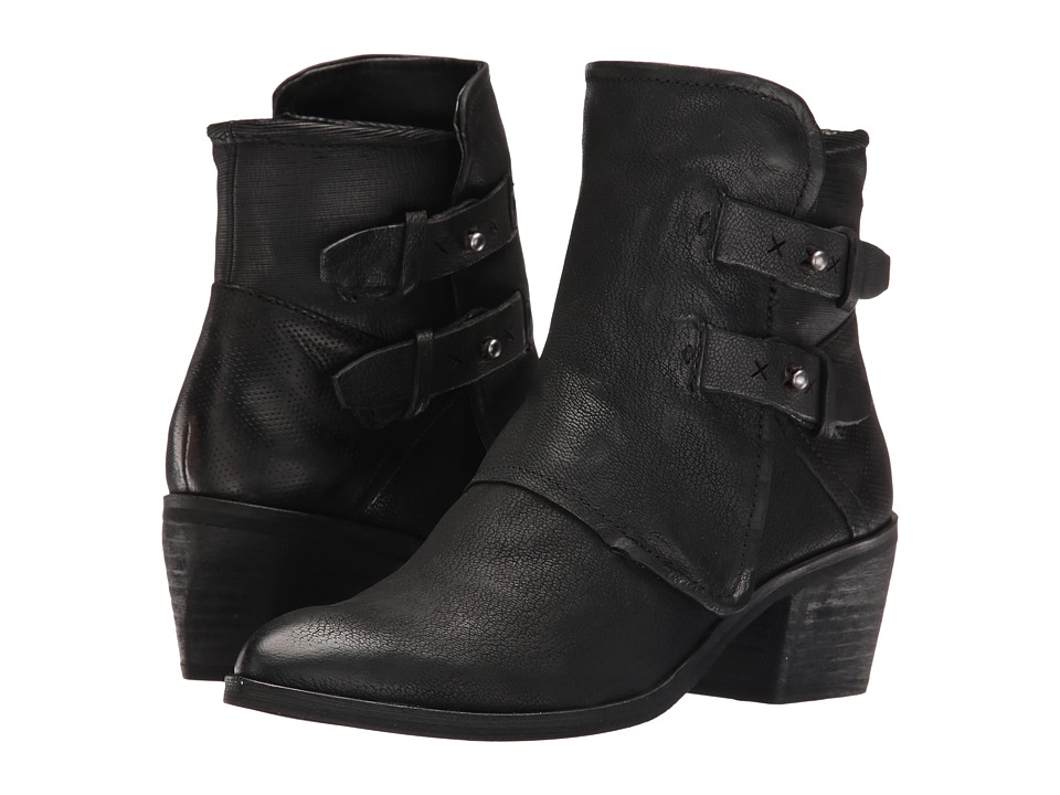 Dolce Vita - Marley (Black Leather) Women's Shoes