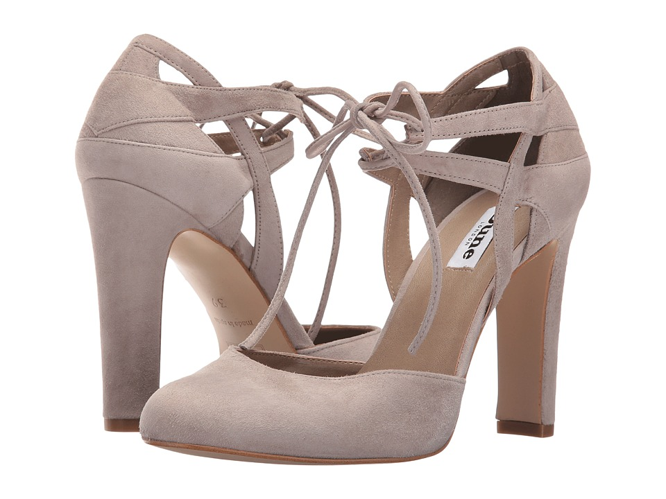 Dune London - Cannes (Mink Suede) High Heels
