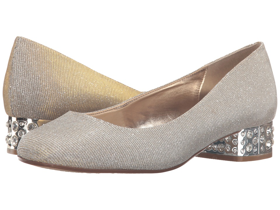 Dune London - Bijoux (Metallic Lurex) Women's Shoes