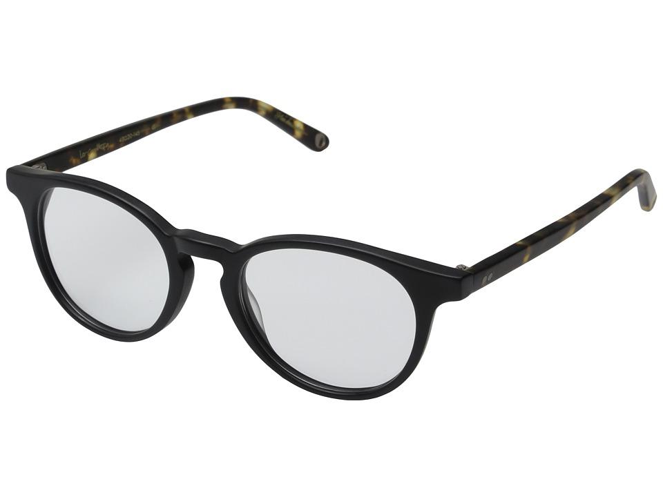 RAEN Optics - Leo Carillo 49 RX (Matte Black/Matte Rootbeer) Fashion Sunglasses