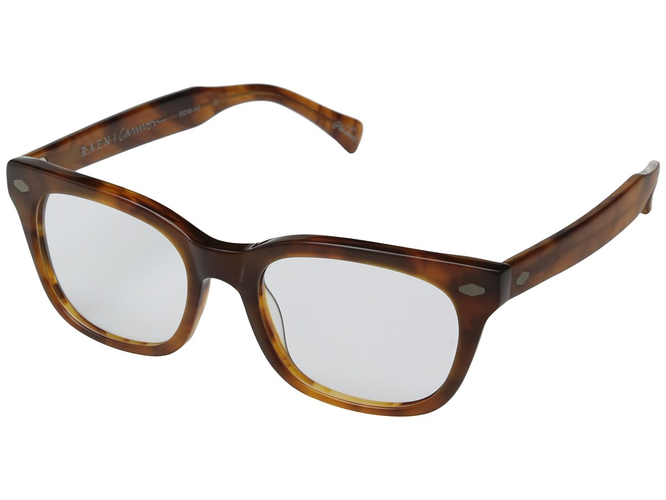 RAEN Optics - Cannon RX (Spilt Finish Rootbeer) Fashion Sunglasses