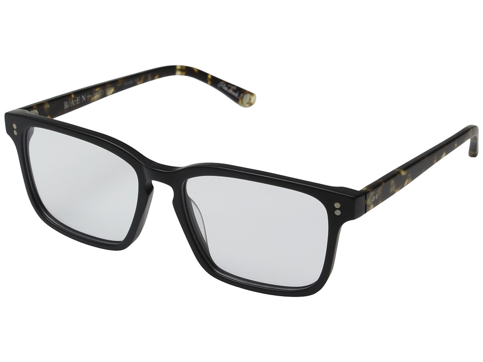 RAEN Optics - Ditmar RX (Matte Black/Matte Rootbeer) Fashion Sunglasses