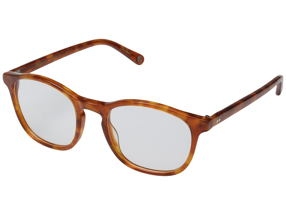 RAEN Optics - Saint Malo 48 RX (Bengal Tortoise) Fashion Sunglasses