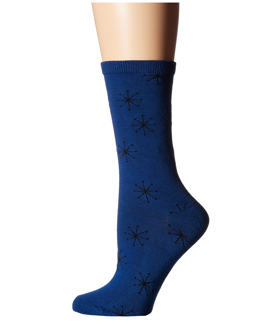 Richer Poorer - Starboard (Blue) Women's Crew Cut Socks Shoes