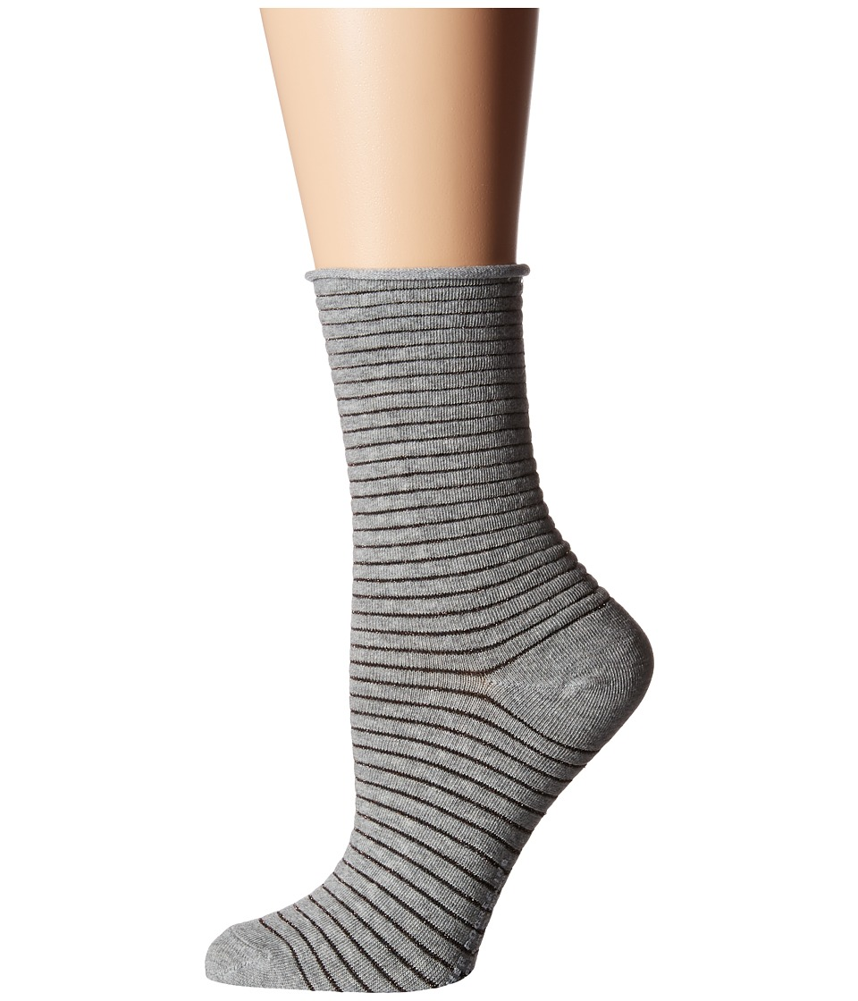 Richer Poorer - Hari (Heather Grey) Women's Crew Cut Socks Shoes