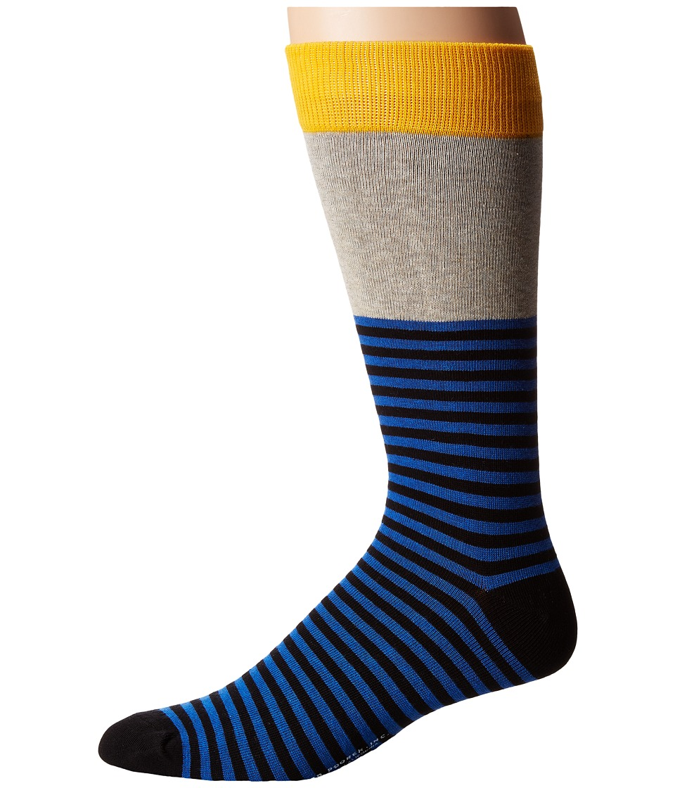 Richer Poorer - Holden (Yellow/Oatmeal) Men's Crew Cut Socks Shoes