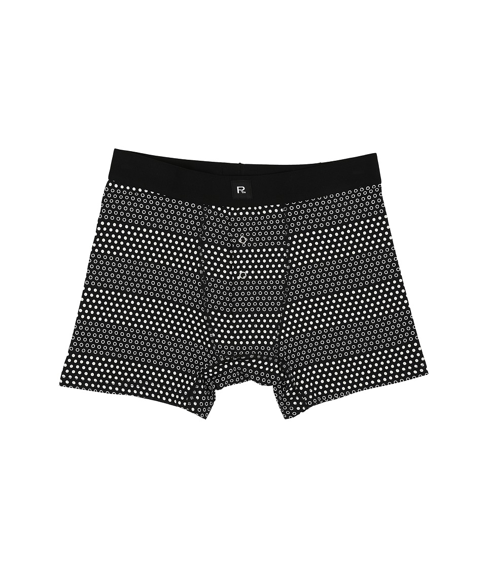 Richer Poorer - Oakum Boxer Brief (Black) Men's Underwear