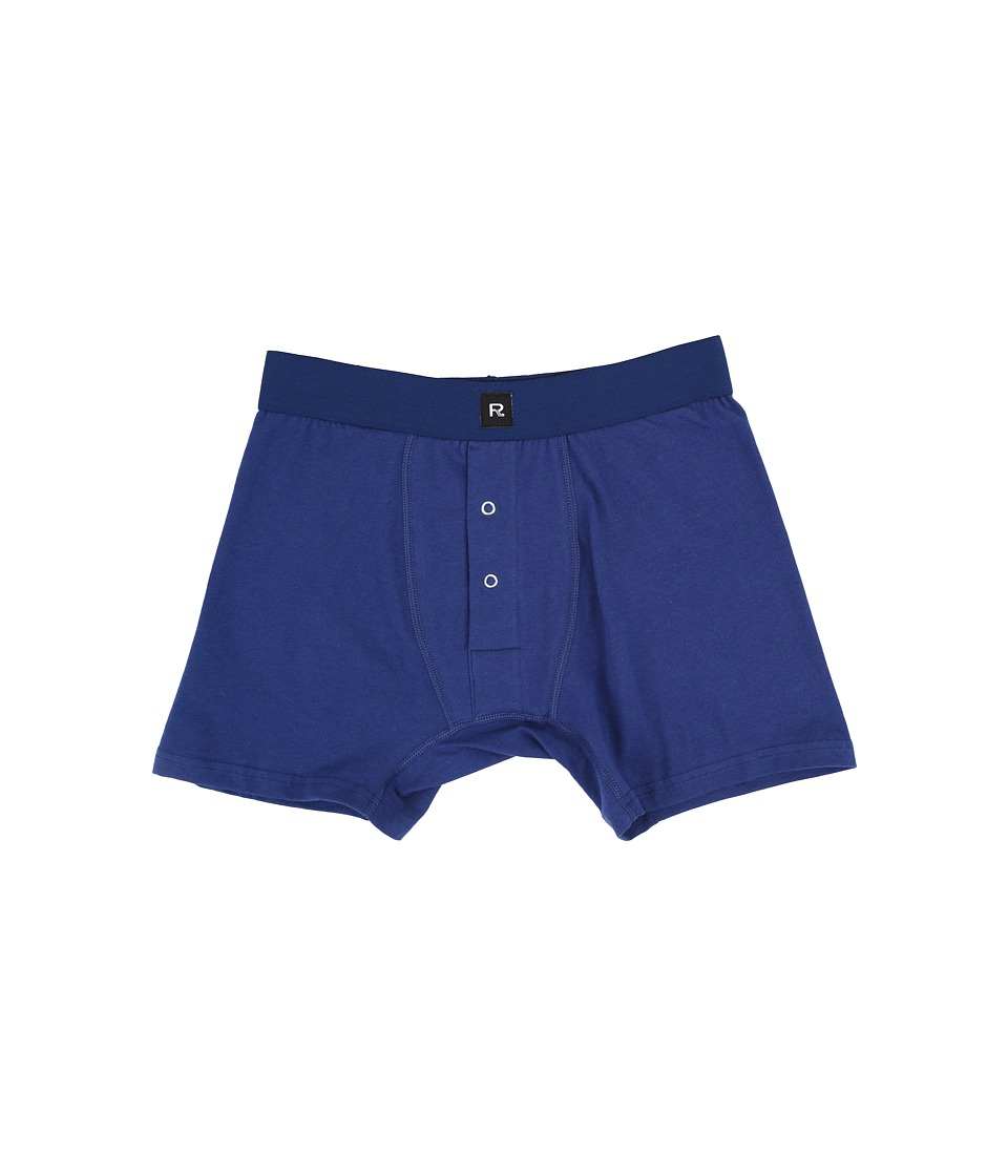 Richer Poorer - Smith Boxer Brief (Indigo) Men's Underwear