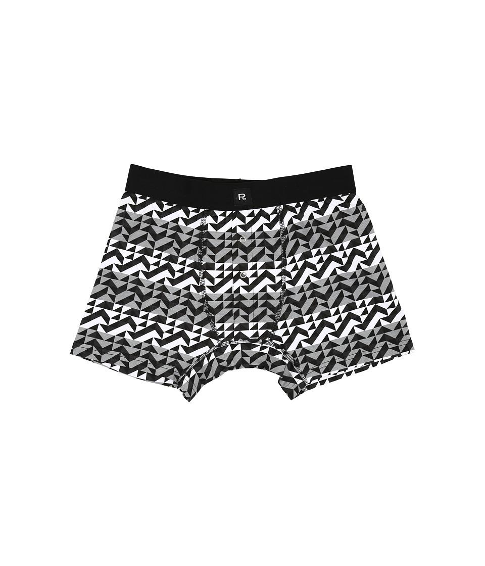 Richer Poorer - A Frame Boxer Brief (Grey) Men's Underwear