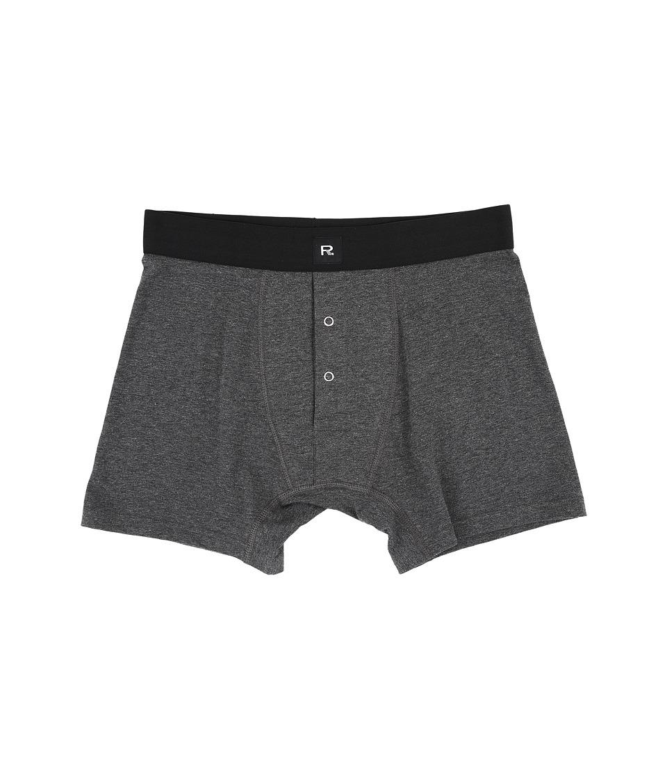 Richer Poorer - Smith Boxer Brief (Charcoal) Men's Underwear