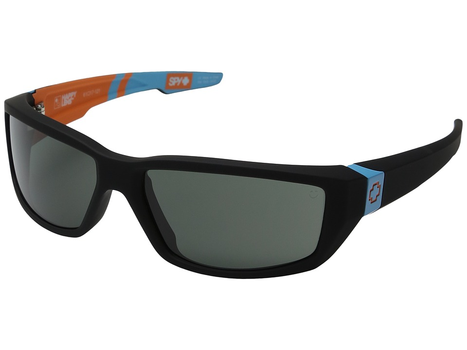 Spy Optic - Dirty Mo (Spy Livery/Happy Gray Green) Sport Sunglasses