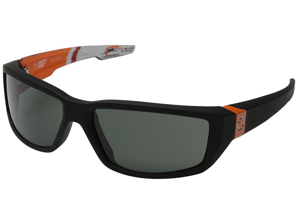 Spy Optic - Dirty Mo (Jr Motorsports Livery/Happy Gray Green) Sport Sunglasses