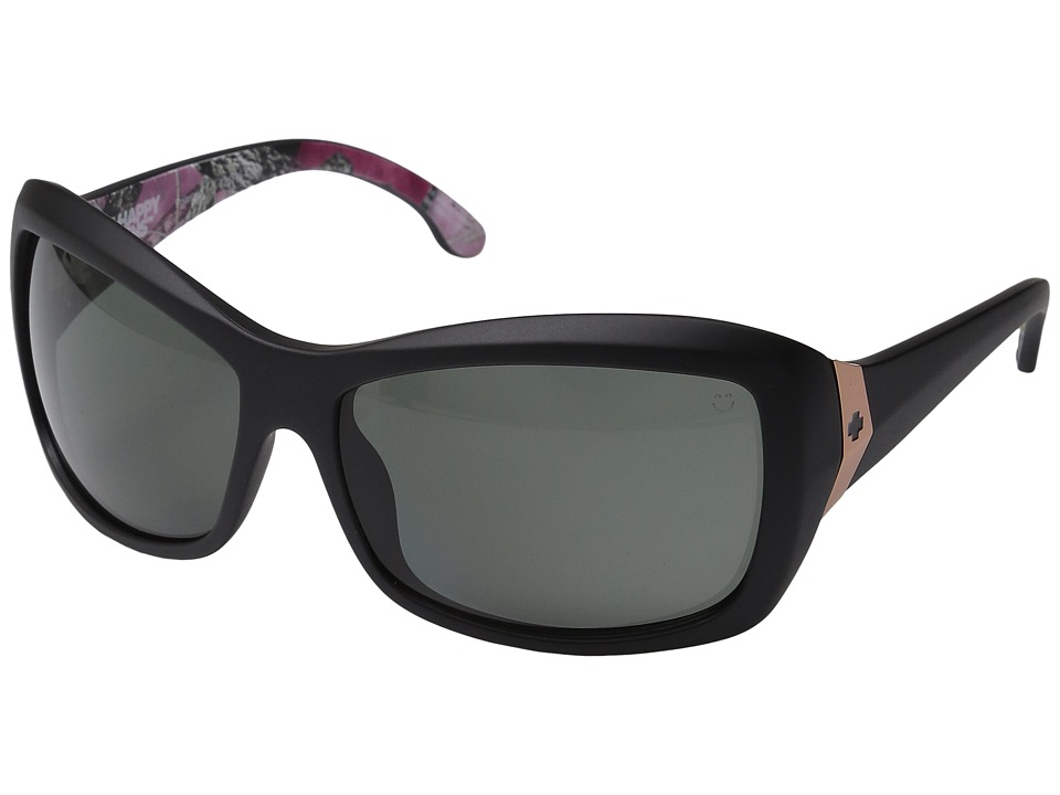 Spy Optic - Farrah (Decoy True Timber Sassy B/Happy Gray Green Polar) Fashion Sunglasses