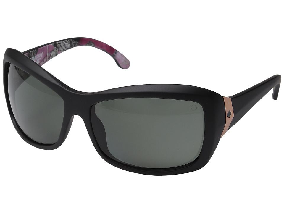 Spy Optic - Farrah (Decoy True Timber Sassy B/Happy Gray Green Polar) Fashion Sunglasses