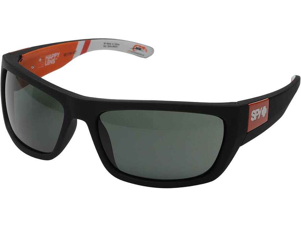 Spy Optic - Dega (Jr Motorsports Livery/Happy Gray Green) Athletic Performance Sport Sunglasses