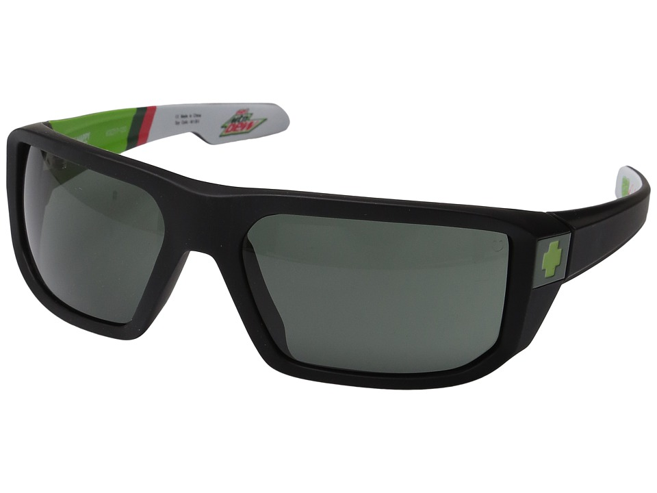 Spy Optic - McCoy (Diet Mtn Dew Livery/Happy Gray Green) Sport Sunglasses