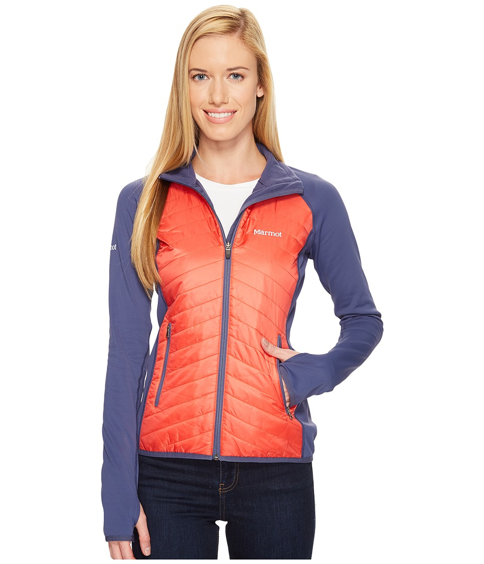 Marmot - Variant Jacket (Scarlet Red/Monsoon) Women's Jacket