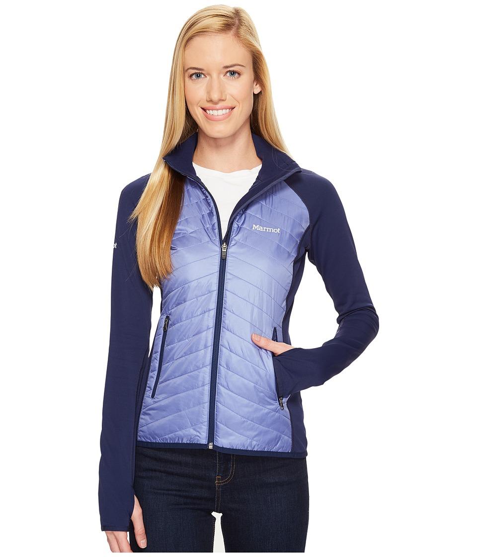 Marmot - Variant Jacket (Dusty Denim/Arctic Navy) Women's Jacket