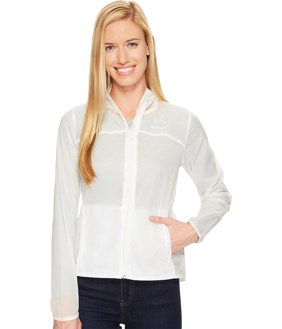 Marmot - Air Lite Jacket (White) Women's Coat