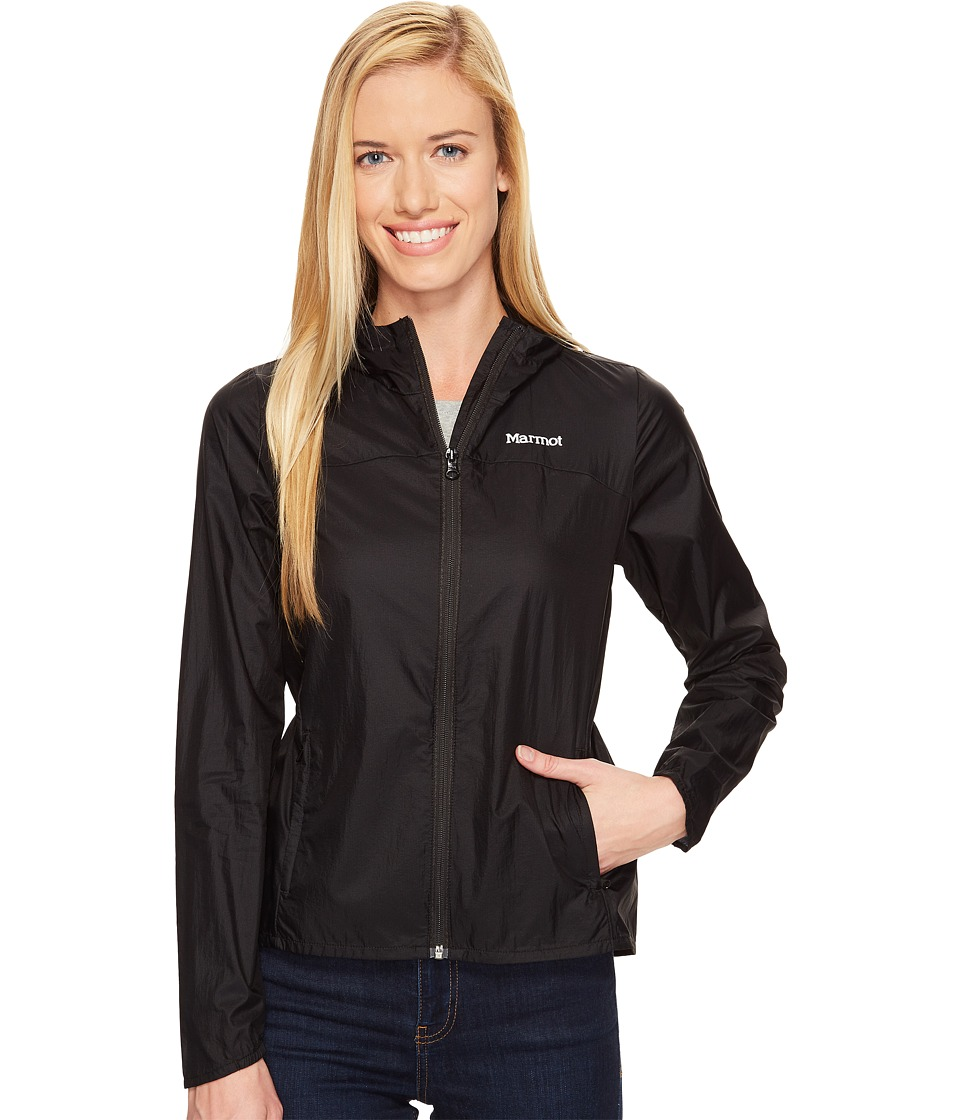 Marmot - Air Lite Jacket (Black) Women's Coat