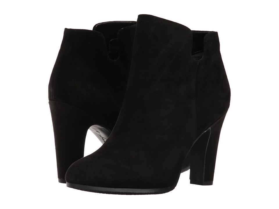 Sam Edelman - Shelby (Black Kid Suede Leather) Women's Shoes