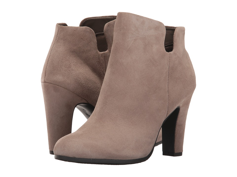 Sam Edelman - Shelby (Putty Kid Suede Leather) Women's Shoes