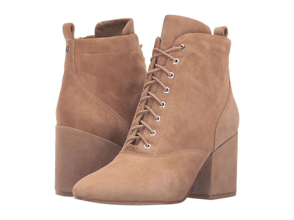 Sam Edelman - Tate (Oatmeal Kid Suede Leather) Women's Shoes