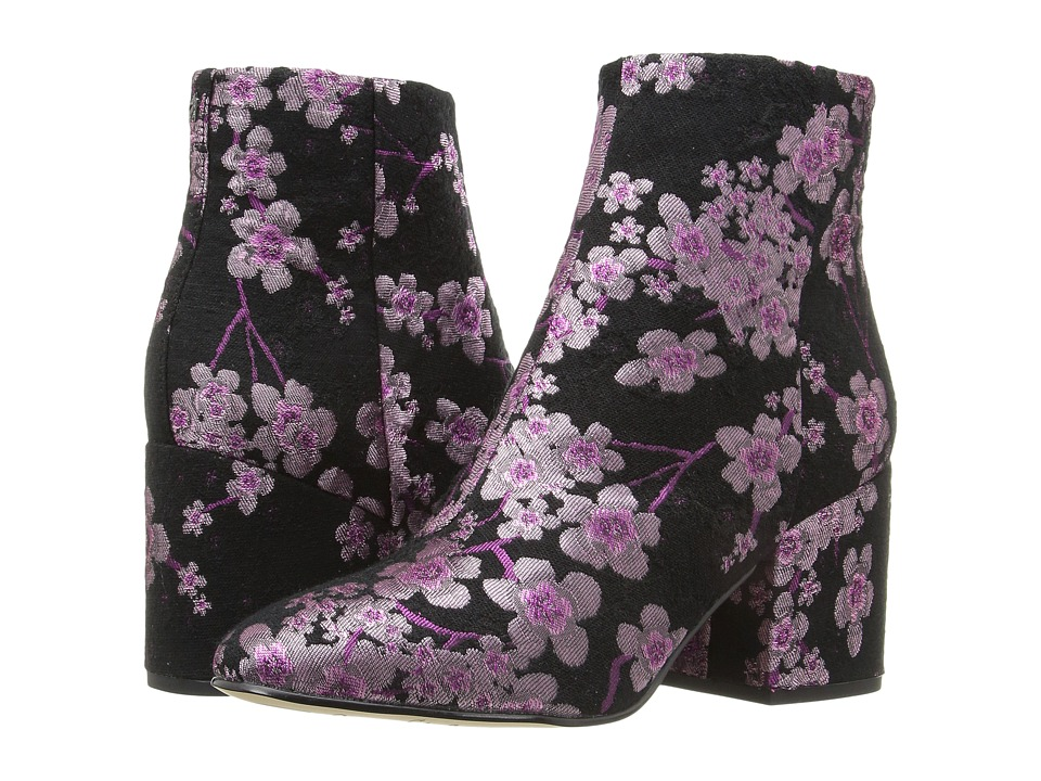 Sam Edelman - Taye (Pink Multi Cherry Blossom Brocade) Women's Shoes