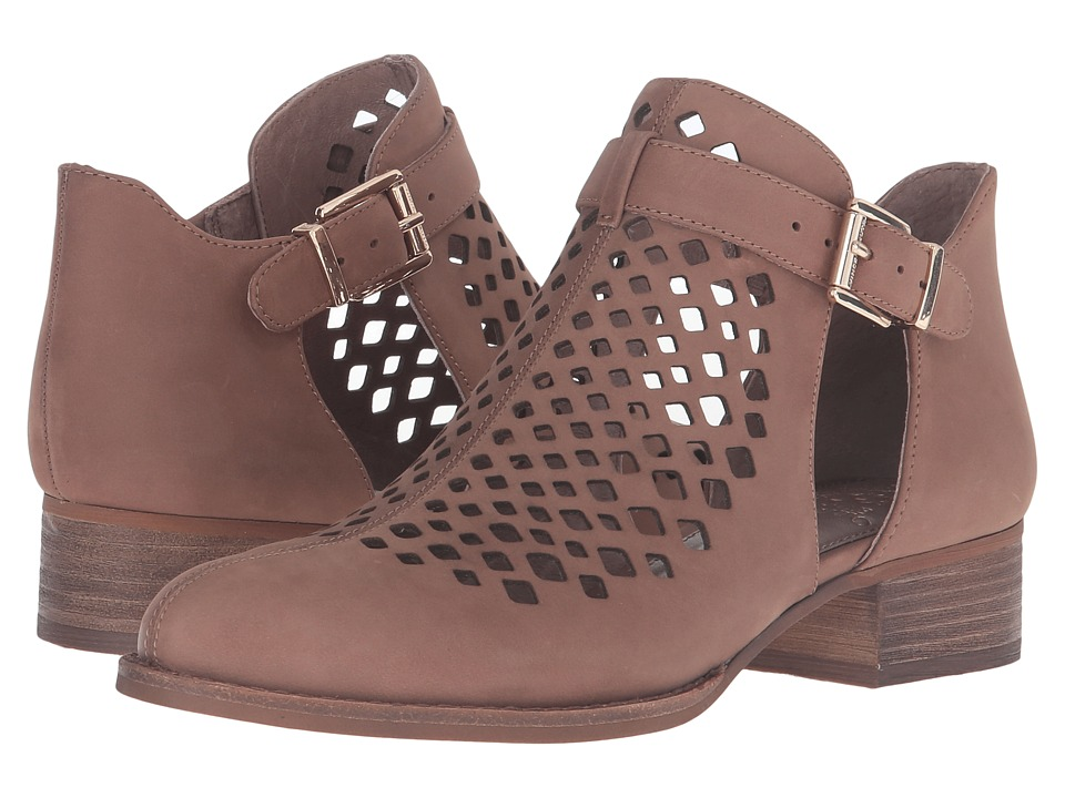 Vince Camuto Cadey (Smoke Taupe Oiled Nubuck) Women