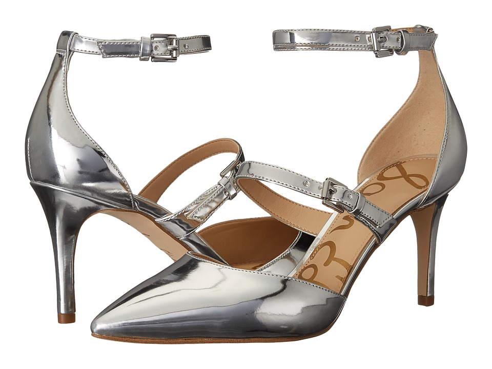 Sam Edelman - Thea (Soft Silver Liquid Metallic) Women's Shoes