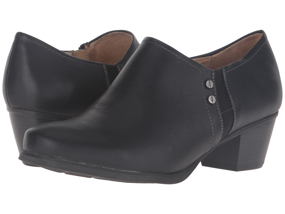 Naturalizer - Koop (Black) Women's Shoes