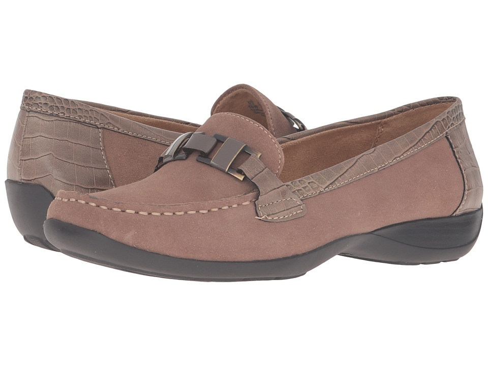 Naturalizer - Camille (Taupe Croc) Women