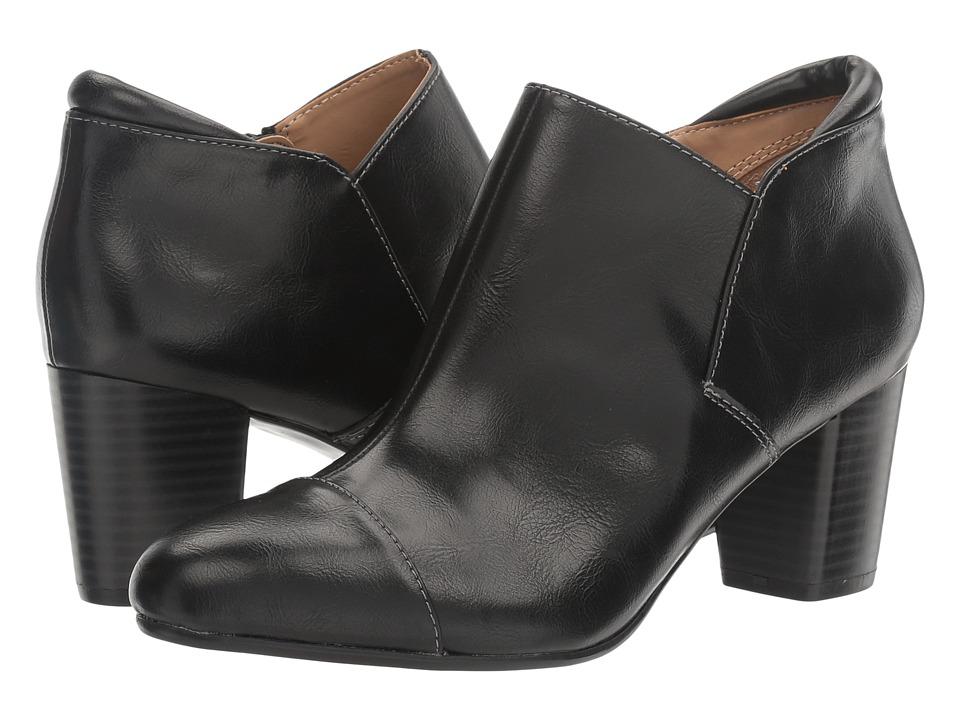 Naturalizer - Neebo (Black) Women's Shoes