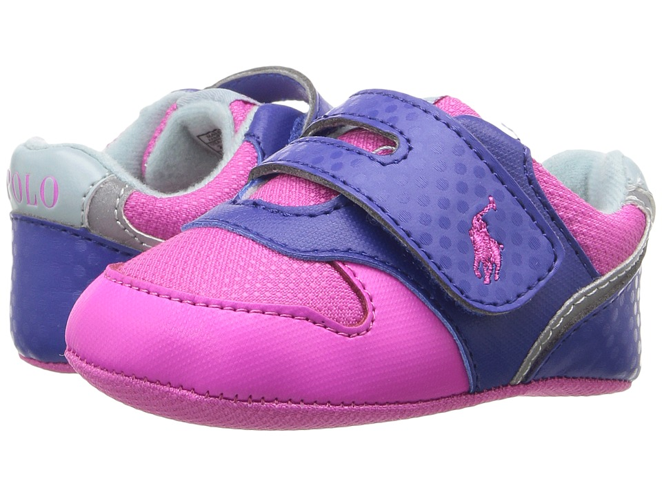 Polo Ralph Lauren Kids - Propell (Infant/Toddler) (Fuchsia) Boy's Shoes
