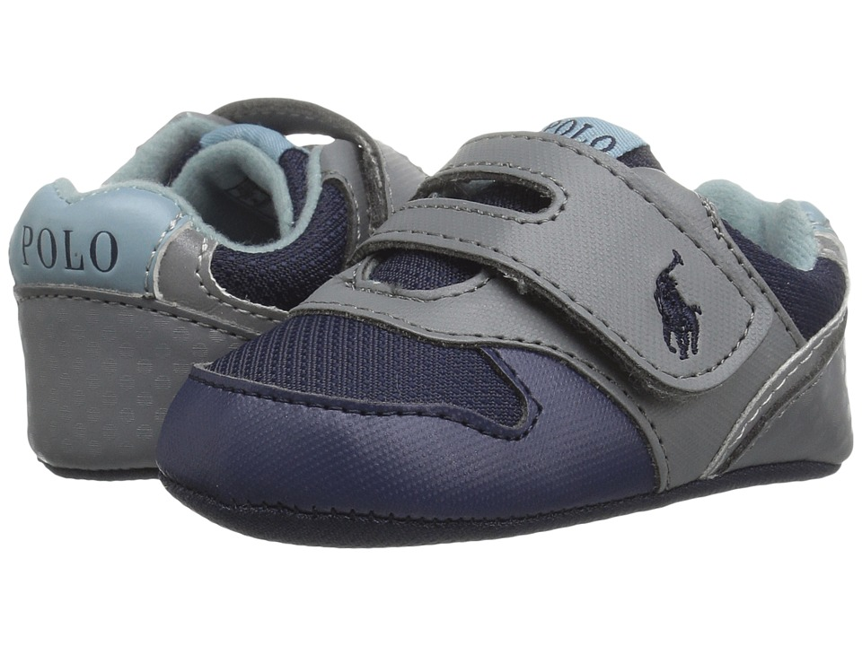 Polo Ralph Lauren Kids - Propell (Infant/Toddler) (Navy) Boy's Shoes