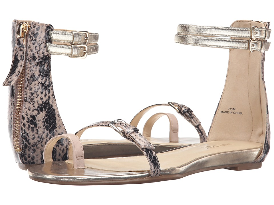 Nine West - Onque (Light Natural Multi Synthetic) Women