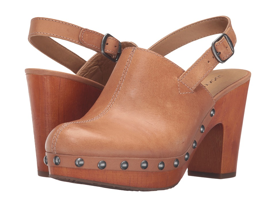 Lucky Brand - Vevina (Clay) Women's Shoes