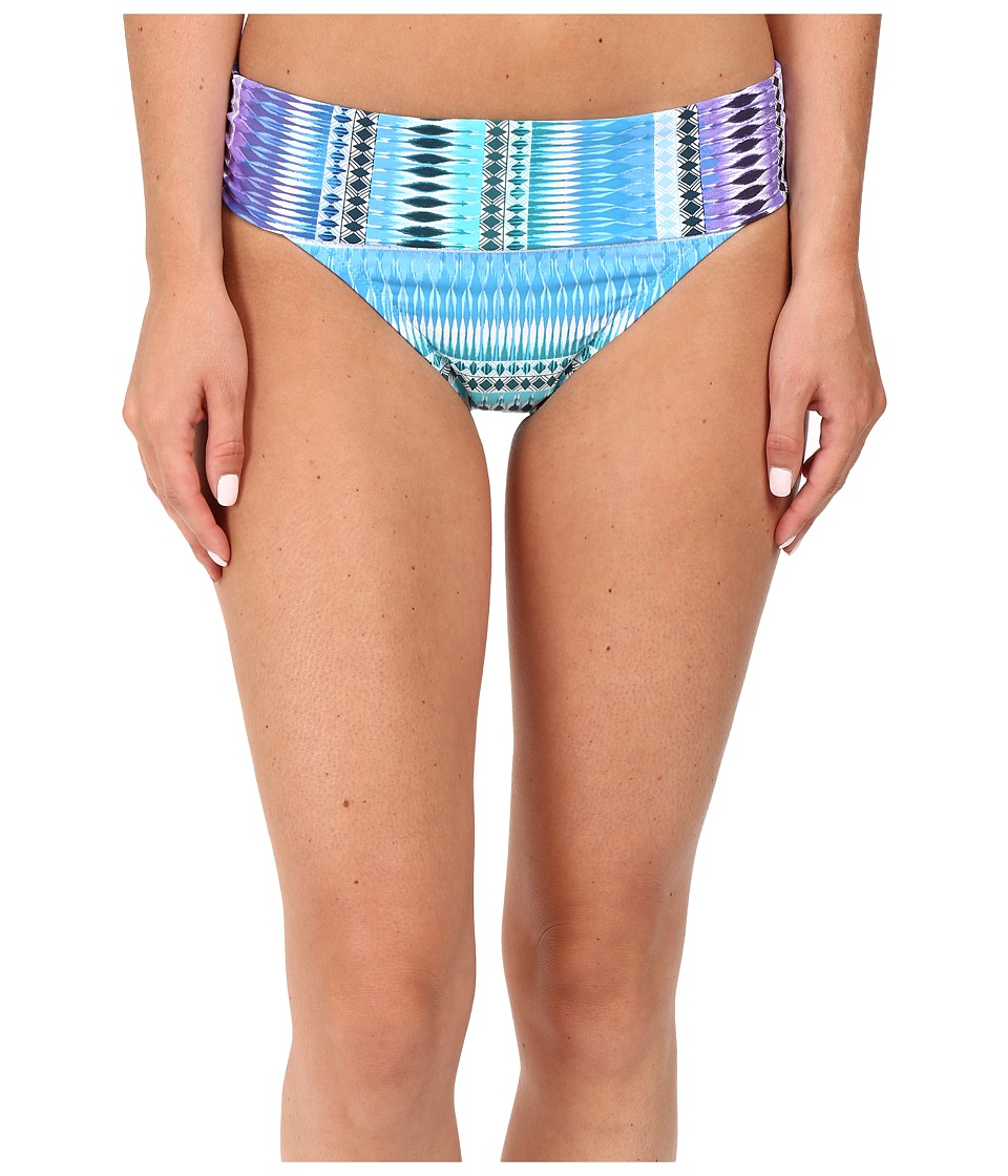 Bleu Rod Beattie - Desert Heat Midster Bottoms (Bleu Multi) Women's Swimwear Sets