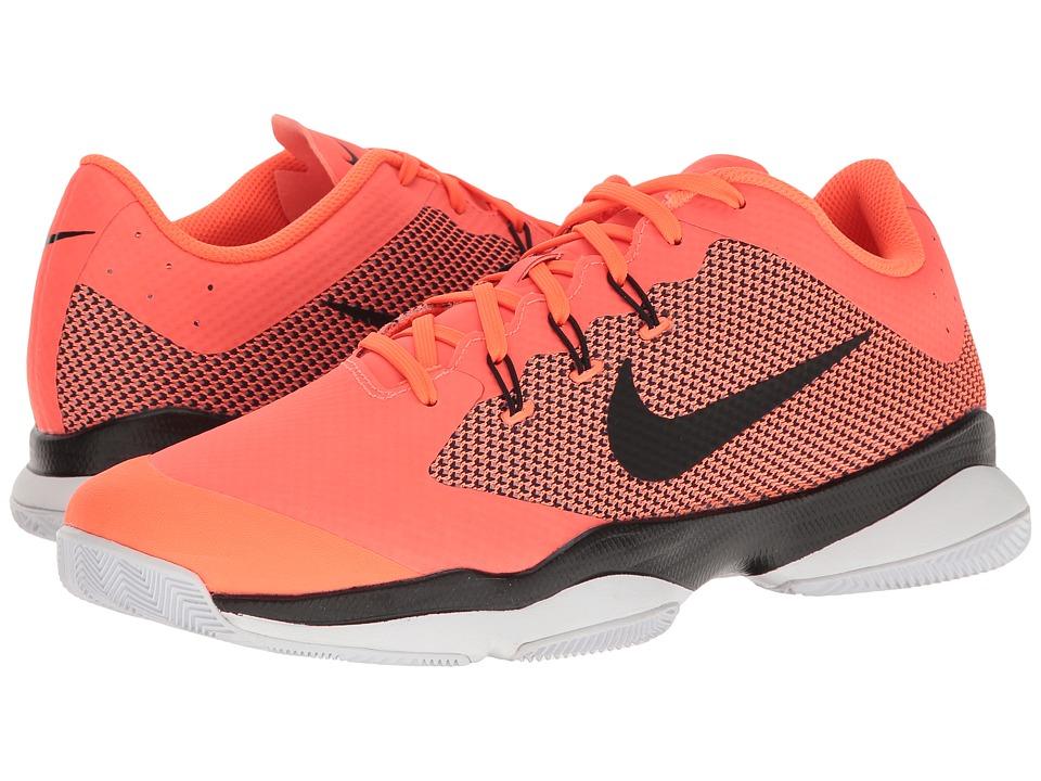 Nike - Air Zoom Ultra (Hyper Orange/Black/White) Men's Tennis Shoes