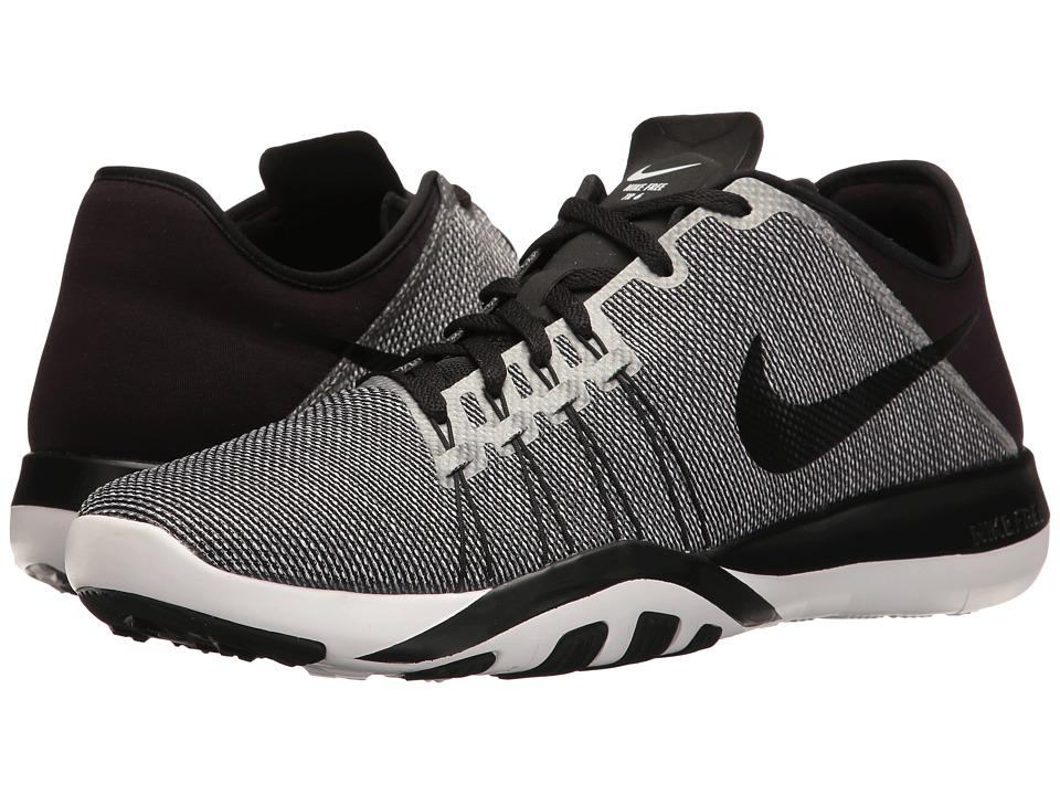 Nike - Free TR 6 PRT (White/Black) Women's Cross Training Shoes