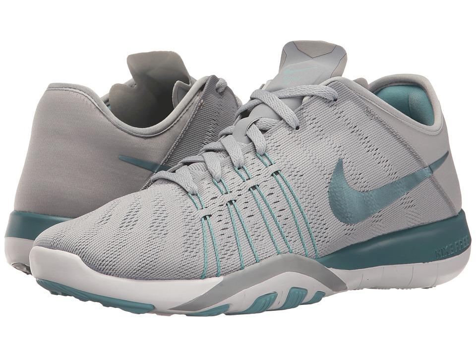 Nike - Free TR 6 (Wolf Grey/Smokey Blue/Mica Blue/White) Women's Cross Training Shoes