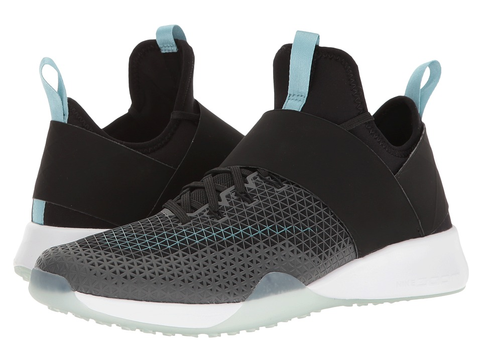 Nike - Air Zoom Strong (Black/Mica Blue/White) Women's Shoes