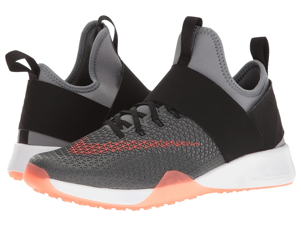 Nike - Air Zoom Strong (Cool Grey/Total Crimson/Black) Women's Shoes