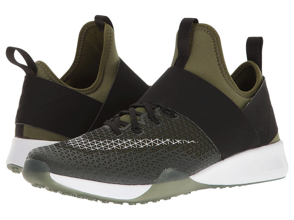 Nike - Air Zoom Strong (Legion Green/White/Black) Women's Shoes