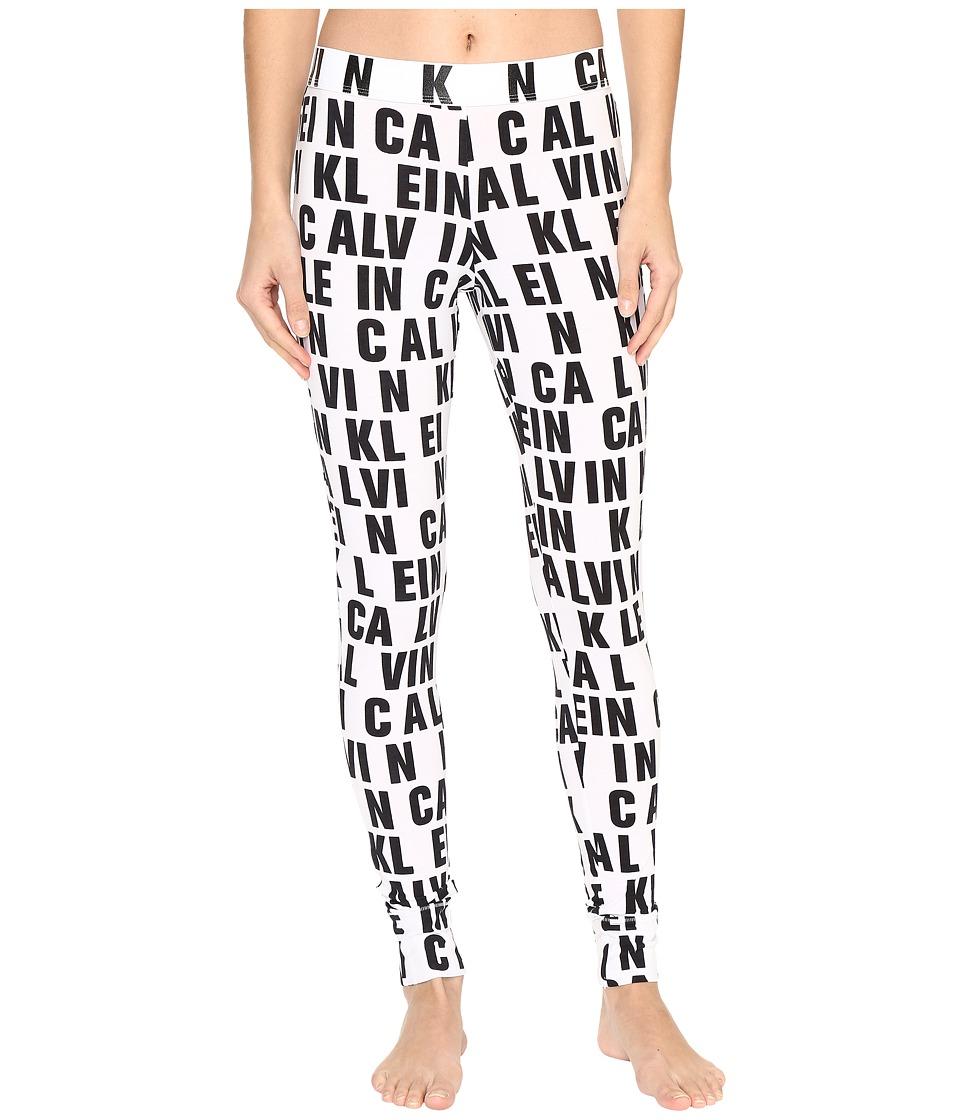 Calvin Klein Underwear - Modern Cotton PJ Pants (Random Logo) Women's Pajama