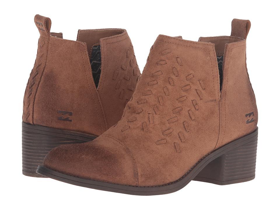 Billabong - Cutting Loose (Chestnut) Women's Shoes