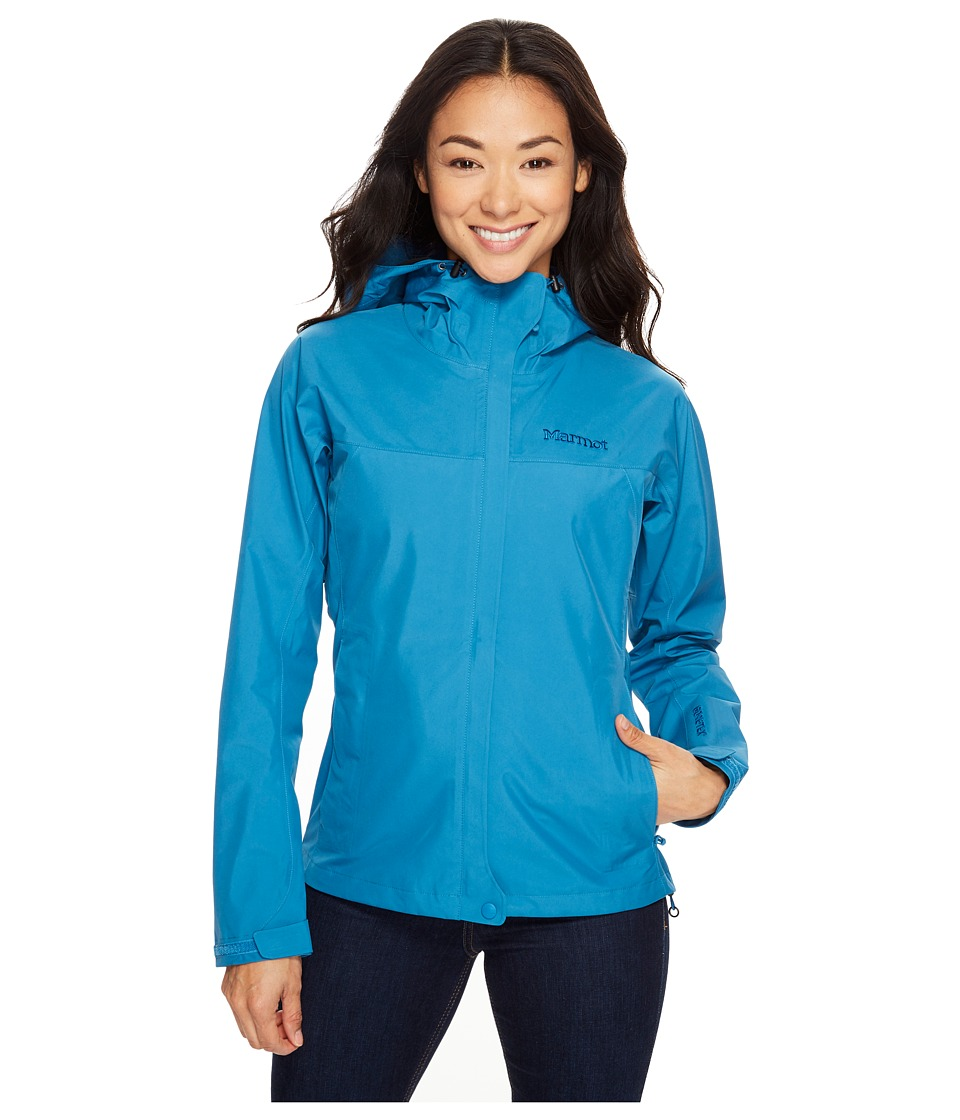 Marmot - Minimalist Jacket (Slate Blue) Women's Coat