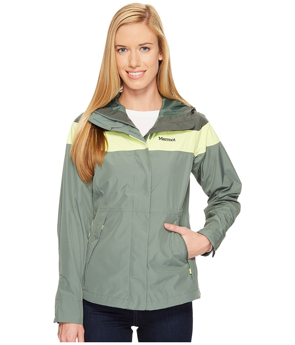Marmot - Roam Jacket (Urban Army/Dark Zinc) Women's Jacket