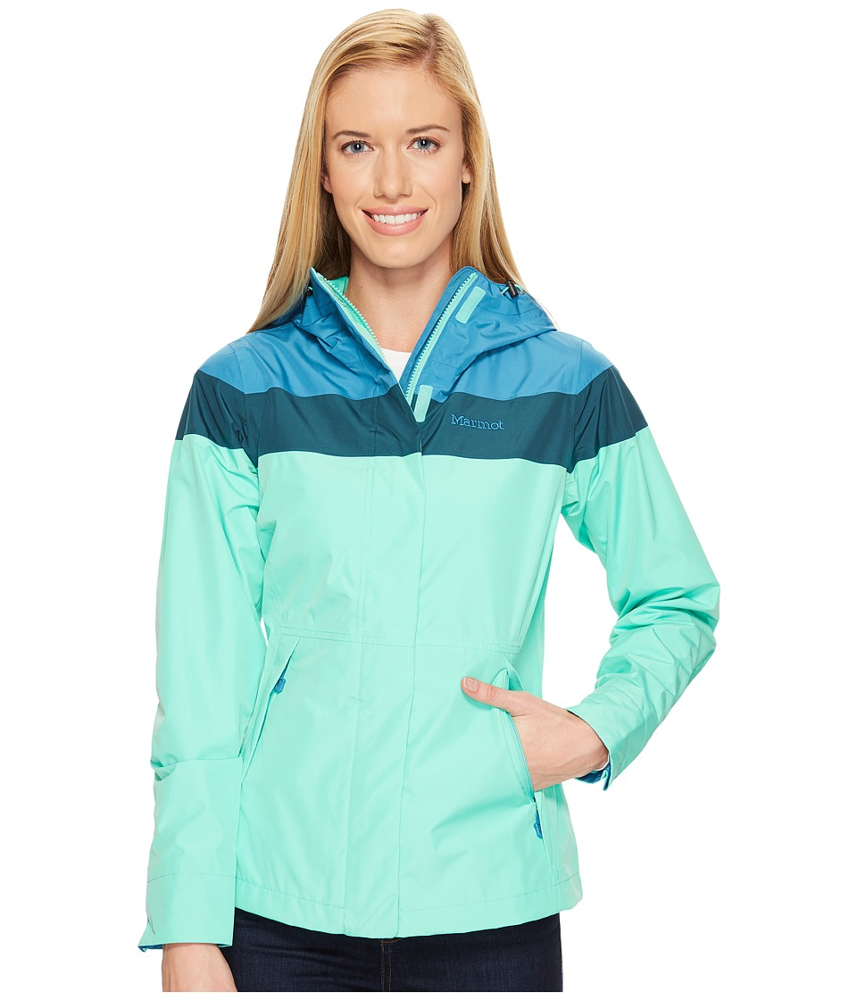 Marmot - Roam Jacket (Celtic/Slate Blue) Women's Jacket